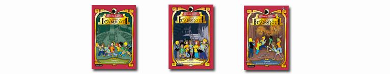 <div>La Tribu de Camelot</div>