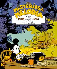 Mickey Una misteriosa melodía